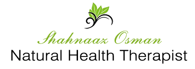 Natural Health Therapist Logo